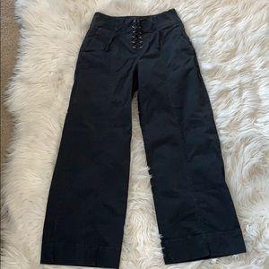 Navy khaki gap pants